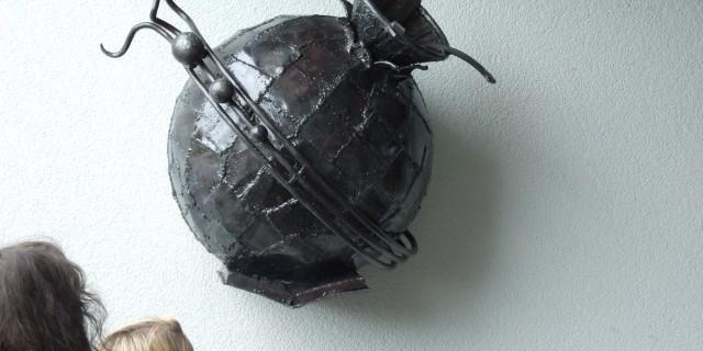 Sculpture Piece, Glenamaddy C.S.