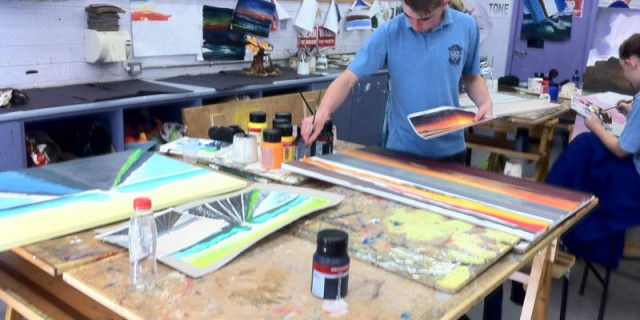 Featuring Malahide Community School – Creative Engagement Project – 2014