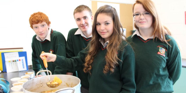 Portlaoise College – Creative Engagement Showcase 2014