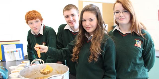 Portlaoise College – Creative Engagement Showcase 2014