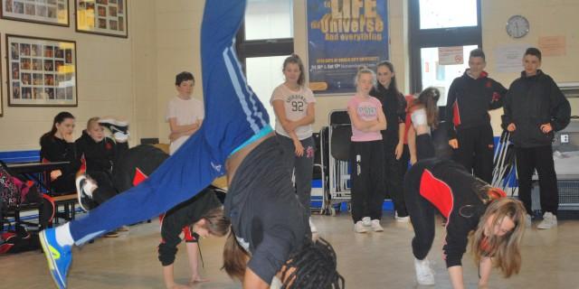 Lucan Community College 2015