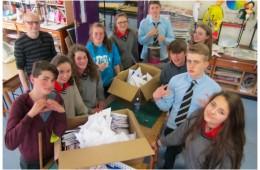 Bandon Grammer School, Cork 2016