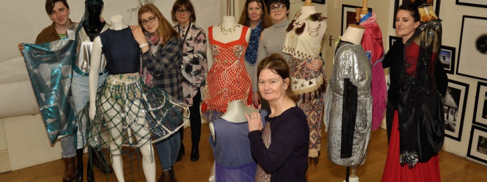 The Fashion Department, Limerick College of Further Education  2017