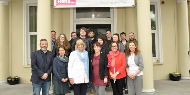Media Department, Limerick College of Further Education 2017