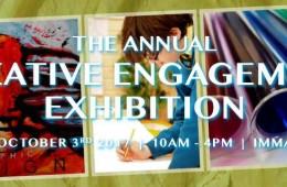 Creative Engagement Exhibition 2017