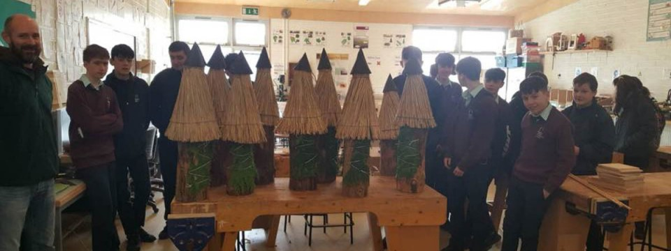 Loreto Community School, Co. Donegal 2018