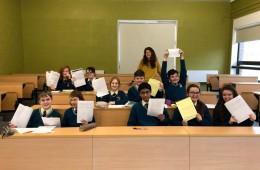 Coláiste Mhuirlinne/ Merlin College, Galway 2018