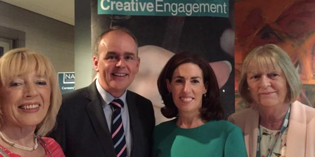 Creative Engagement 2018-19 underway.