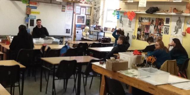 Curragh Post Primary School, Co. Kildare 2019