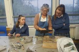 Margaret Aylward Community College, Dublin 2019