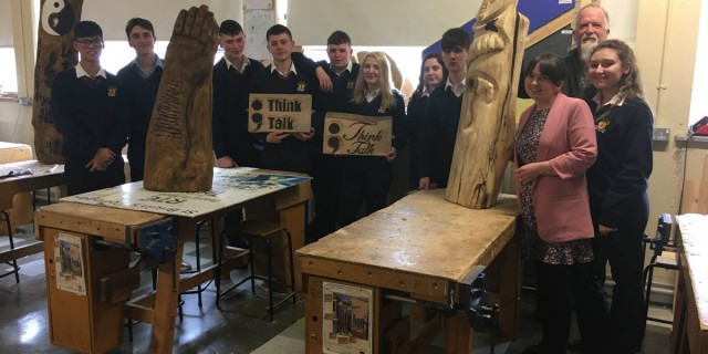 St. Bricín's College, Belturbet, Co. Cavan 2019