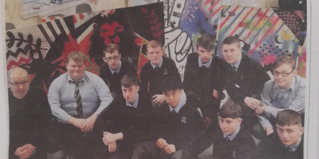 North Monastery Secondary School CBS, Cork 2020