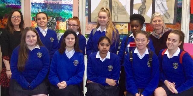 Presentation Secondary School Warrenmount, Dublin 2020