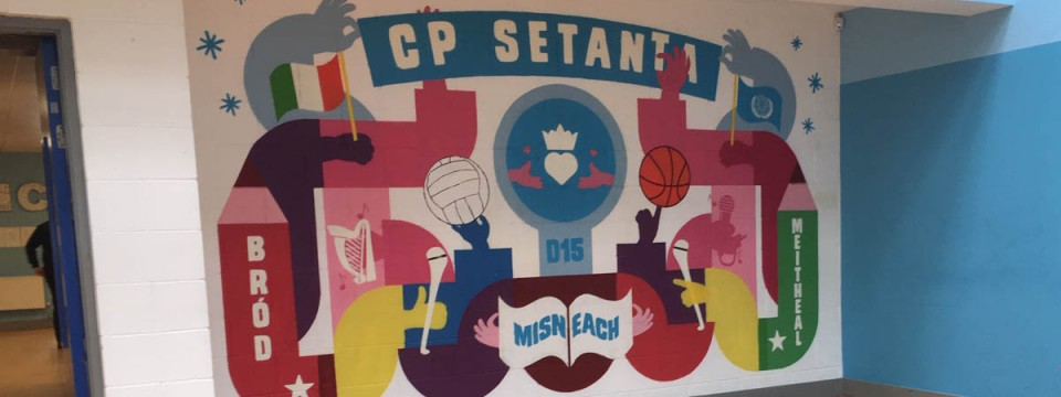 Colaiste Pobail Setanta, Clonee, Dublin 15 2020