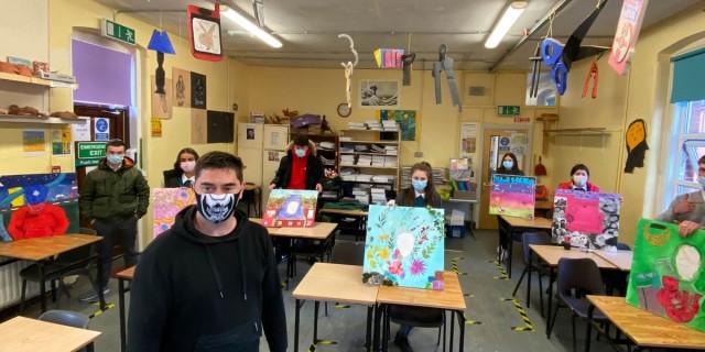 Curragh Post-Primary School, Co. Kildare 2020