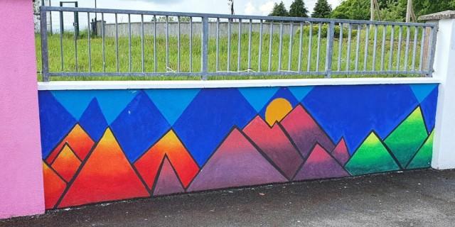 Scoil Muire agus Padraig, Swinford, Co. Mayo 2021
